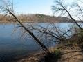 Wisconsin River near Sauk City