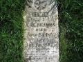 1862 Gravestone - New Prospect, WI