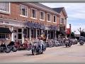Harleys in Port Washington