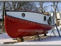 Fishing Tug on Display - Port Washington, WI