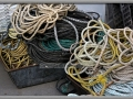 Coiled Net Ropes