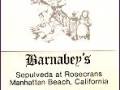 Barnabey's Pen & Quill - Manhattan Beach, CA