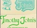 Timothy John's Restaurant-Tavern - Atlanta, GA