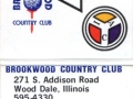 Brookwood Country Club - Wood Dale, IL