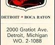 Joe Muer Sea Food - Detroit, MI