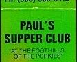 Paul's Supper Club - Silver City, MI