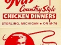 Iva's Chicken Dinners - Sterling, MI