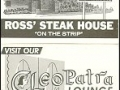 Ross' Steak House/Cleopatra Lounge - Omaha, NE