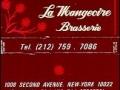 La Mangeoire Brasserie - New York, NY