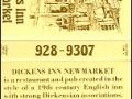 Dickens Inn Newmarket - Philadelphia, PA
