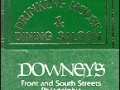 Downey's Drinking House & Dining Saloon - Philadelphia, PA