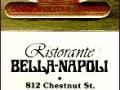Ristorante Bella-Napoli - Philadelphia, PA