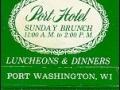 Port Hotel - Port Washington, WI