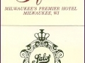 The Pfister Hotel - Milwaukee, WI