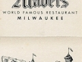 Mader's - Milwaukee, WI