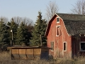Dilapidated Barn - Lannon, WI