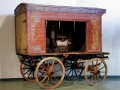 Unrestored Circus Wagon