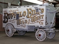 Buffalo Bill's Ticket Wagon No. 3