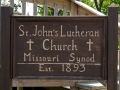 St. John's Lutheran - Hubbell