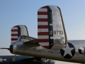 Consolidated B-24 Liberator Bomber Tail Section