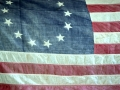 Thirteen-Star American Flag