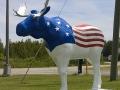 Patriotic Moose - St. Ignace, Michigan