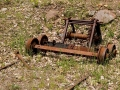 Abandoned Winch - Lac La Belle