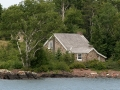 Copper Harbor Lighthouse assistant keeper's house