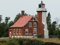 Eagle Harbor Lighthouse (1871) - Lake Superior