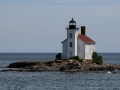 Gull Rock Lighthouse (1867) - Lake Superior