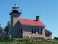 Copper Harbor Lighthouse (1847) - Lake Superior
