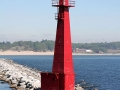 Muskegon North Breakwater Light - Lake Michigan