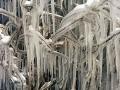Ice Formations - Port Washington Lakefront, Wisconsin