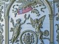 Columbia Bandwagon - Carving Detail