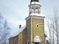 Abandoned Church - Redridge, Michigan