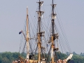 Barque Pincton Castle (Halifax, Nova Scotia) - Sturgeon Bay, Wisconsin