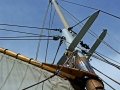 Rigging on Schooner Appledore IV