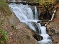 Sable Falls, Pictured Rocks National Lakeshore - Alger County, Michigan