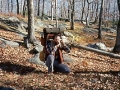 Backpacking in Harriman State Park, NY
