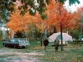 Bowhunting Camp at Lost Lake