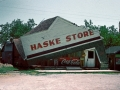 Haske Store - Tornado damage