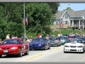 Mustangs on Parade