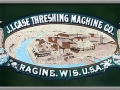 1913 J.I. Case Threshing Machine Company Logo