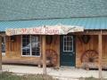 Ole' Red Barn Entrance