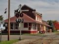 Old Train Station - Cadillac, Michigan