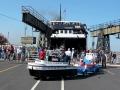 S.S. Badger Lake Michigan Car Ferry