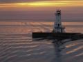 Ludington, MI Pierhead Lighthouse