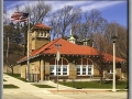 Old Port Washington Fire Station - Now Blue Heron Artisan's Gallery