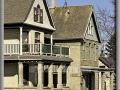 19th Century Cream City Brick Homes