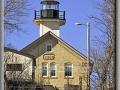 1860 USCG Light Station - South View